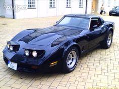 Corvette C3 V8 Targa 1981. Krasavec.