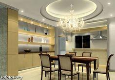 Sala de jantar decorada 122