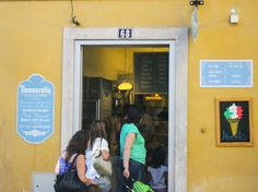 """GELATERIA NANNARELLA (Rua Nova da Piedade, 68) """"A super tiny gelato shop in the Principe Real neighborhood, that makes some of the best gelato I've eaten. Quality ingredients, freshly made gelato, and Italian owners made the gelato at par with what I've tried during my Rome Gelato Trail."""""""