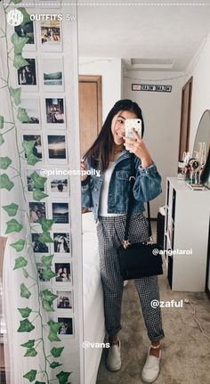 - Source by emiliaxmsh - Cute Lazy Outfits, Casual School Outfits, Teen Fashion Outfits, Pretty Outfits, Work Outfits, Stylish Outfits, Hijab Fashion Inspiration, Teenager Outfits, Everyday Outfits