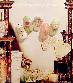 Japanese nail art なうの画像 | ☆・*。.:ブラシリング~ジェルネイル・スカルプまで.:*・゚☆