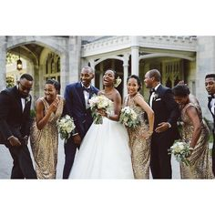 Laughter and friendship 💕 #munabridesmaids #munaluchibride #munacoterie / #Repost @viceventsnyc ・・・ Bridal party #squadgoals! Nothing but good times & laughter with this crew for Ashleigh & Nate's wedding at Lyndhurst Castle. Captured by @robertcarlonewyork. #AshAndNatesBigDate #munaluchibride #VictoriousWeddings #VicEventsNYC
