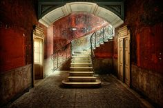 Abandoned winery in Northern Italy.