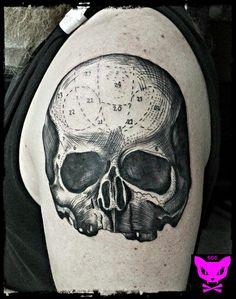 @blacklabelsociety #skull done by Soma on a cool guy & already a friend Didier from Netherlands #tattoo #tattoos #tattooartist #tattooart #tattooartwork #tatuje #tatuajes #tatuagem #zakkwylde #blacklabelsociety #skull #skulltattoo #musictattoos #tattooed #ink #inked #inkstagram #cancadaver #bonitocadaver #boniccadavertattoo #calella #barcelona #mexico #km666