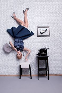 Upside Down, Photo by wiktor franko