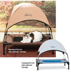 K&H Pet Cots and Canopies