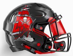 New Nfl Helmets, Cool Football Helmets, Football Uniforms, Football Jerseys, 32 Nfl Teams, Buccaneers Football, Nfl Memes, Nfl Logo, Professional Football