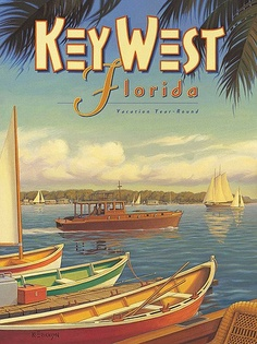Key West is where I married my Hubby. We will be going back as many times as we can. This is a magical place for us.