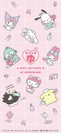 My Melody Wallpaper, Sanrio Wallpaper, Friends Wallpaper, Boys Wallpaper, Hello Kitty Wallpaper, Kawaii Wallpaper, Pink Wallpaper, Hello Kitty My Melody, Hello Kitty Pictures