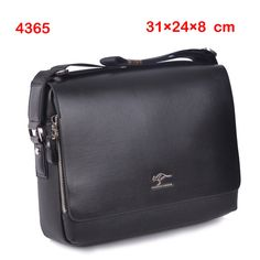 Men messenger bags 2016 designer leather briefcases men famous brand high quality shoulder bag office bags for men business bag