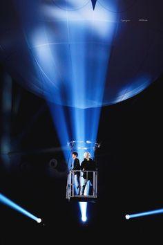 ଘ♡ଓ ੈ-✩ 171208 The wings tour the final // #JIN #SUGA