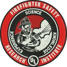 Week of 1.25.15 UL Firefighter Logo