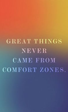 Comfort Zones. #levoinspired quotes http://instagram.com/levoleague