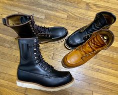 The Billy boot is here Red Wing Boots, Denim Boots, Combat Boots, Mens Fashion, Shoes, Style, Shoe Boots, Clothing, Diary Book