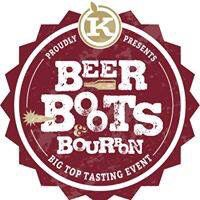 Beer, boots, and bourbon fundraiser