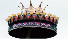 """De Efteling is ook in de ban van de inhuldiging en """"Willem wordt Koning!"""""""