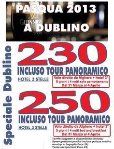 Pasqua a Dublino da Alghero