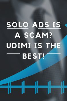 Let's talk today about Solo ADS is a Scam? Udimi is the Best! Make Money Online, How To Make Money, Solo Ads, Online Work, Good Things, Let It Be, Easy