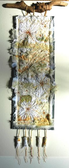 wall hanging by Emma Siedle Collins