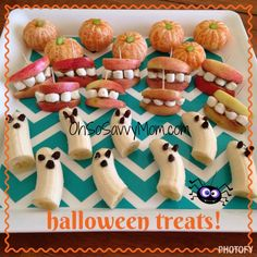kid approved healthy halloween appetizers - Healthy Halloween Snacks For Toddlers