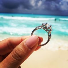 Find this ring from the heart of your Charmed Aroma candles!