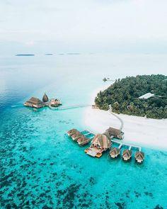 Annatara Kihavah Maldives Villas #Maldives