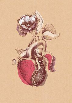 The Anatomy of Nature - 01 by *LittleGreenFrog on deviantART