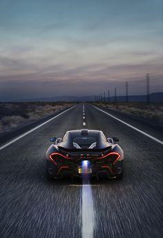 McLaren P1 | US Test
