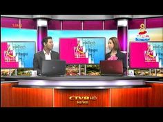 Khmer News Today | CTV8HD Cambodia News | June 12, 2015, Part 2