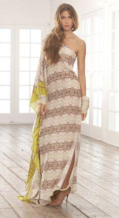 Jessie - A Fashion Boutique - Alexis Deidra One Shoulder Dress - Pink Reflection, $396.00 (http://www.jessieboutique.com/products/alexis-deidra-one-shoulder-dress-pink-reflection.html)