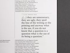 Creative Editorial, Kasper-Florio, Book, and Typography image ideas & inspiration on Designspiration Layout Design, Print Layout, Page Design, Graphic Design Print, Graphic Design Projects, Graphic Design Inspiration, Typography Layout, Typography Letters, Typography Images