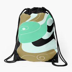Drawstring Backpack, Backpacks, Fashion, Shopping, Sacks, Smoke, Hooded Sweatshirts, Products, Moda
