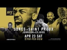 UFC 197 RESULTS, VIDEO HIGHLIGHTS & POST PRESS CONFERENCE Jon Jones def. Ovince Saint Preux via unanimous decision (50-44, 50-45, 50-45) Demetrious Johnson def. Henry Cejudo via TKO (strikes) – Round 1, 2:45 Edson Barboza def. Anthony Pettis unanimous decision (29-28, 29-28, 30-27) Robert Whittaker def. Rafael Natal via unanimous decision (29-28, 30-27, 30-27) …