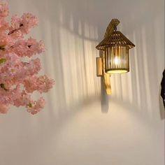 HQ Bamboo Wall Lamp Wooden Lamp Table Lamp Desk Lamp | Etsy Bamboo Pendant Light, Bamboo Light, Bamboo Lamp, Rustic Pendant Lighting, Lamp Table, Desk Lamp, Wooden Lamp, Rattan, Light Fixtures