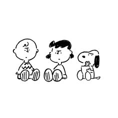 Charlie, Lucy et Snoopy Lucy Van Pelt, Snoopy Wallpaper, Doodle Icon, Smart Art, Charlie Brown And Snoopy, Line Illustration, Snoopy And Woodstock, Peanuts Snoopy, Illustrations And Posters