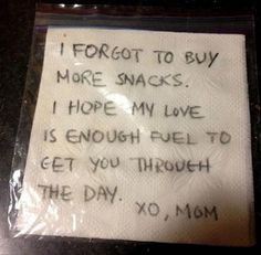 Funny quotes for kids laughter parenting ideas for 2019 Love Mom, Mothers Love, Notes To Parents, Parent Notes, Kids Notes, Funny Note, Love Is Not Enough, Funny Quotes For Kids, Humorous Quotes