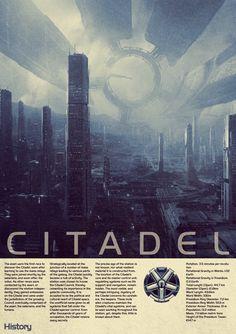 Mass Effect - Citadel