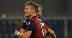 Ciro Immobile: Sealed the win late on