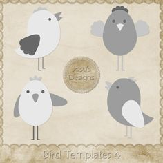 JC Bird Templates 4