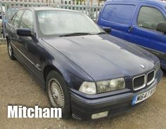 1995 BMW 320 #bmw #onlineauction #johnpyeauctions #carsforsale