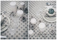 winter table video tutorial