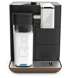 Qbo. Create your Coffee - Die Kapselmaschinen-Innovation