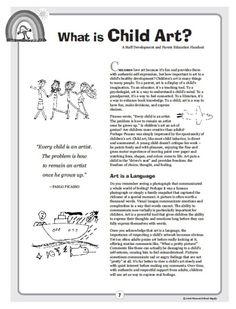 anna toddler what is child art 1