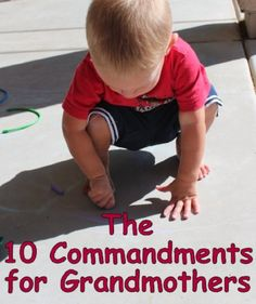 The 10 commandments for grandmothers - Grandma's Briefs - Grandma's Briefs - On life's second act gifts from kids to grandparents, grandparents day church, grandparents with grandkids pictures Quotes About Grandchildren, Grandkids Quotes, Grandma Quotes, Cousin Quotes, Daughter Quotes, Father Daughter, Grandmothers Love, 10 Commandments, Grandma And Grandpa