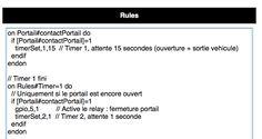 Rules ESP Easy : créer un mini serveur domotique à base d'ESP8266