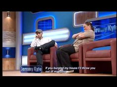 The Jeremy Kyle Show - You'd Rather be a Rapper than a Boyfriend