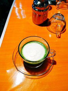 Green tea latte2