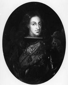 """A Mascis en Twitter: """"Carlos II, obra de Jan Frans van Douven (h.1680) https://t.co/ovoIO8zwWL"""""""