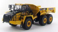 Komatsu HM400-3 Articulated Dump Truck First Gear 50-3255 1/50
