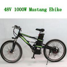 Mustang Berg Ebike 48 V 1000 Watt Elektro-bike/48 V 20ah Bodenentleerung Batterie + Hydraulische Scheiben bremse Elektrische Fahrrad